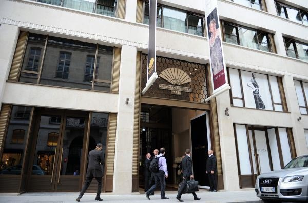 Роскошный отель Mandarin Oriental открылся в Париже