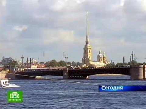 Пассажирская навигация в Санкт-Петербурге