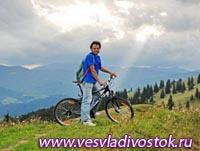 Путешествие по Карпатам на велосипеде