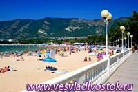Курортный сезон 2011 открыт в Геленджике