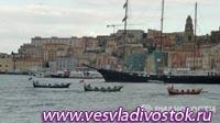 Историческая регата морских республик, Италия