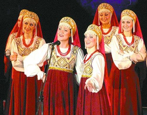 «Народная песня – это художественная летопись народной жизни» (Митрофан Пятницкий).