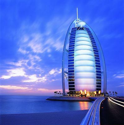 Burj Al Arab в очередной раз назван лучшим отель на Ближнем Востоке