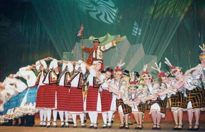 45-й фестиваль Мэрцишор