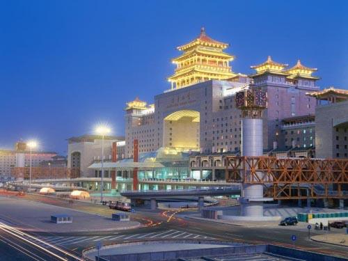 Туристический поезд Москва - Пекин