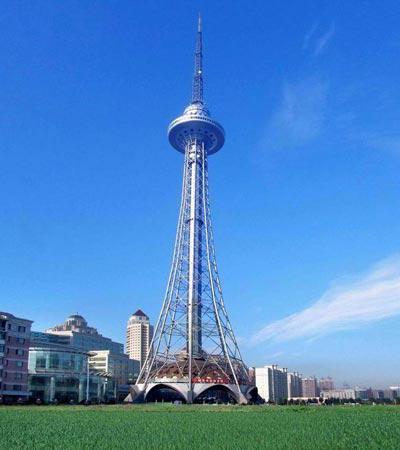Самые высокие в мире качели, Китай