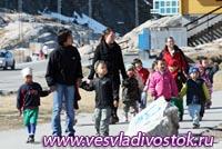 Развития туризма в Гренландии