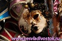 Венецианский карнавал в Версале