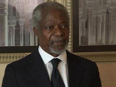 Дамаск настаивает на получении письменных гарантий от Кофи Аннана